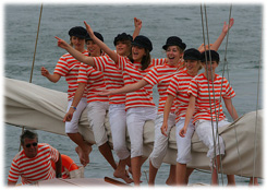 Take a dip in sailing tradition with Classic Boat Charter !